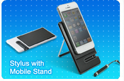 Stylus with Mobile Stand